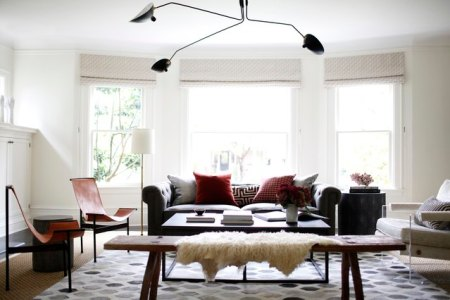How to Completely Change the Look of Your Room With a Rug   Hunker Layer Rugs for a Cozy Look