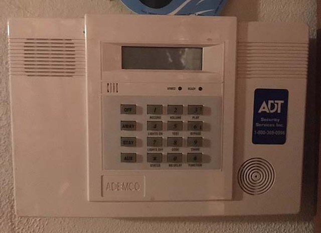 How To Change An Adt Chime Battery