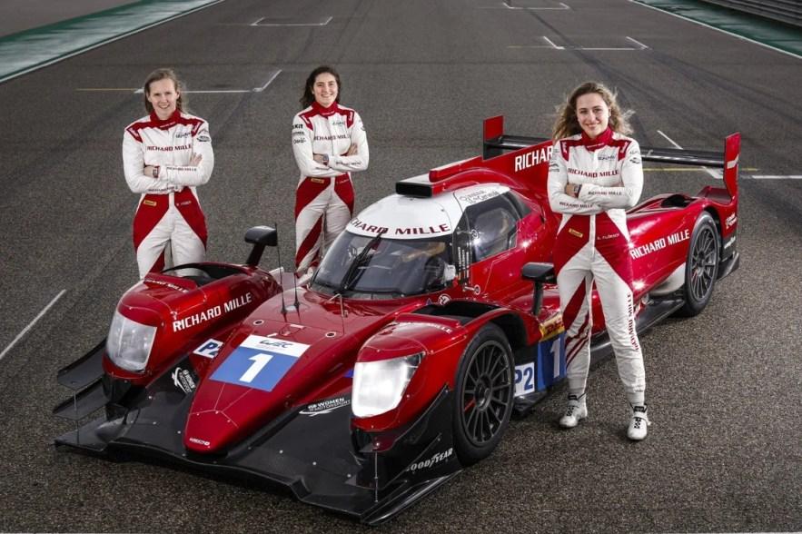 Mille Rivhard Racing team | AUTOHAGE.COM