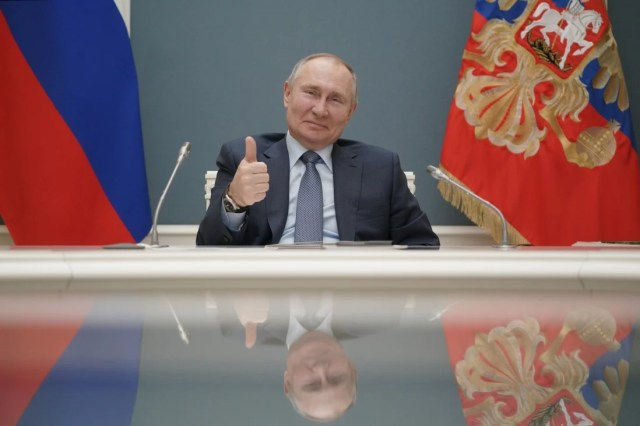 Russia's Vladimir Putin signs law allowing him to stay in power until 2036    South China Morning Post
