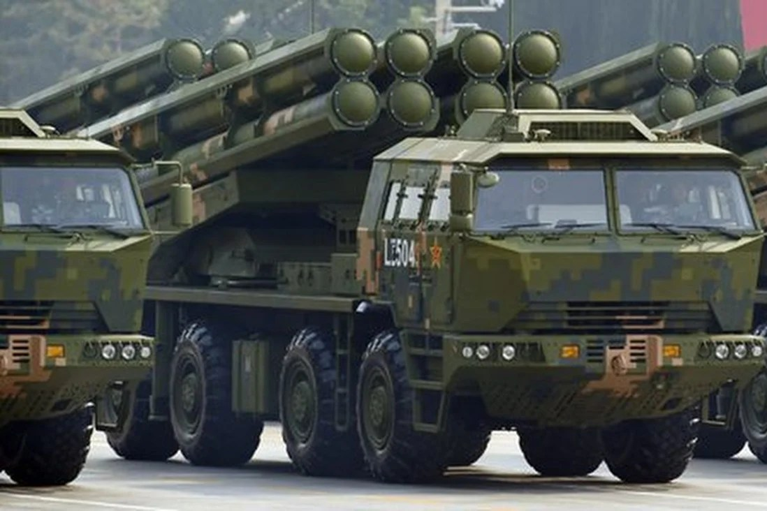 China deploys long-range rocket launcher 'as deterrent to India' | South China Morning Post