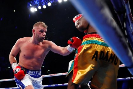 KSI Vs Logan Paul: Billy Joe Saunders Completes Flat Stoppage Victory Over  Marcelo Esteban Coceres | South China Morning Post