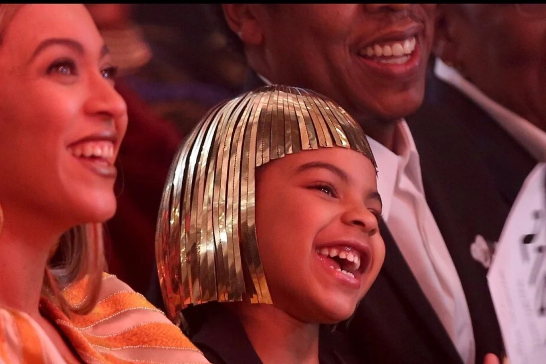 blue ivy carter beyonce and jay z s