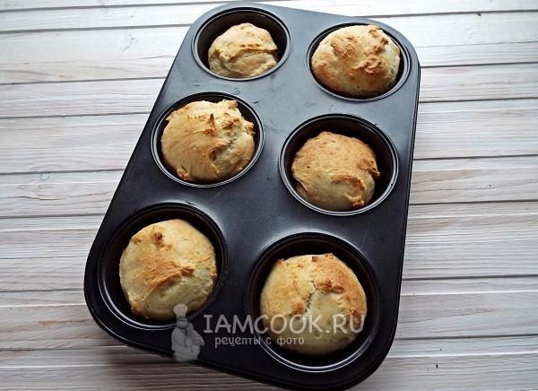 Английские булочки-кексы