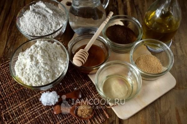 Бородинский хлеб в вафельнице рецепт с фото пошагово