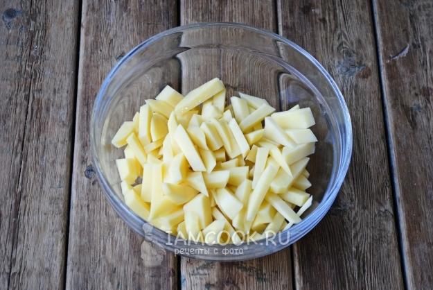 Potong kentang