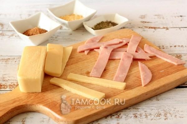 Запеченные баклажаны с зеленью и сыром — рецепт с фото ...