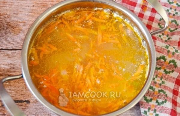 Суп из красной чечевицы с курицей — рецепт с фото пошагово ...