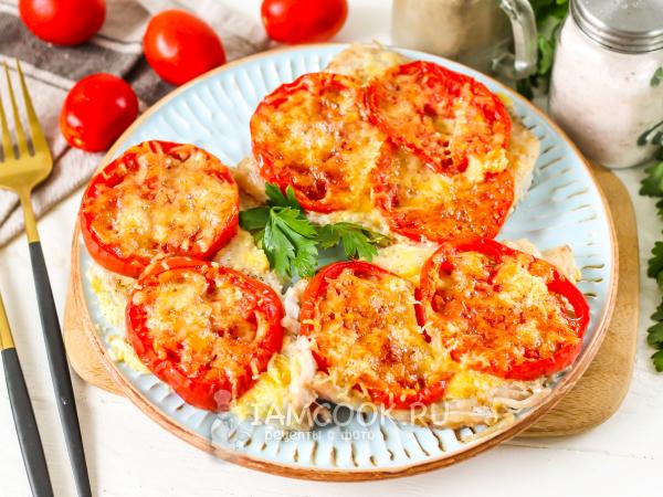 Рыба по-французски — рецепт с фото пошагово. Как ...