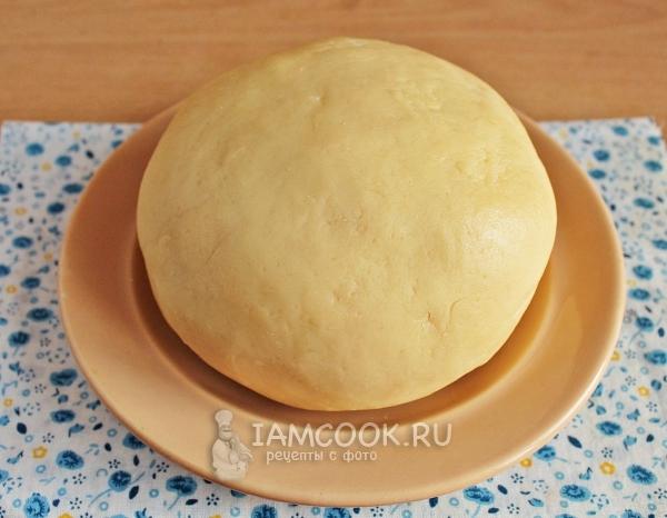 Печенье песочное домашнее - рецепт на маргарине и кефире на скорую руку -  рецепт с фото пошагово | 466x600