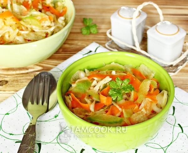 Sárgarépa-saláta kalória / gramm - Táplálás
