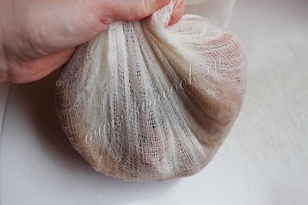 Сальтисон из свиной рульки, рецепт с фото.