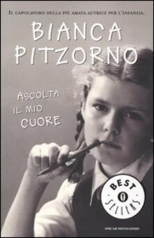 Ascolta il mio cuore - Bianca Pitzorno - copertina