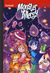 Monster Allergy Collection Variant Vol 6