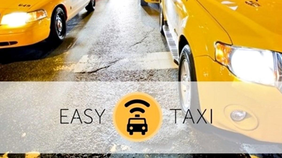 easytaxi, aplicativo de transporte usado no Peru