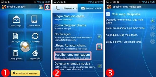 Como bloquear ligações indesejadas no Android