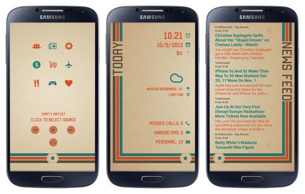 Testamos o Themer, app que vai mudar totalmente sua homescreen