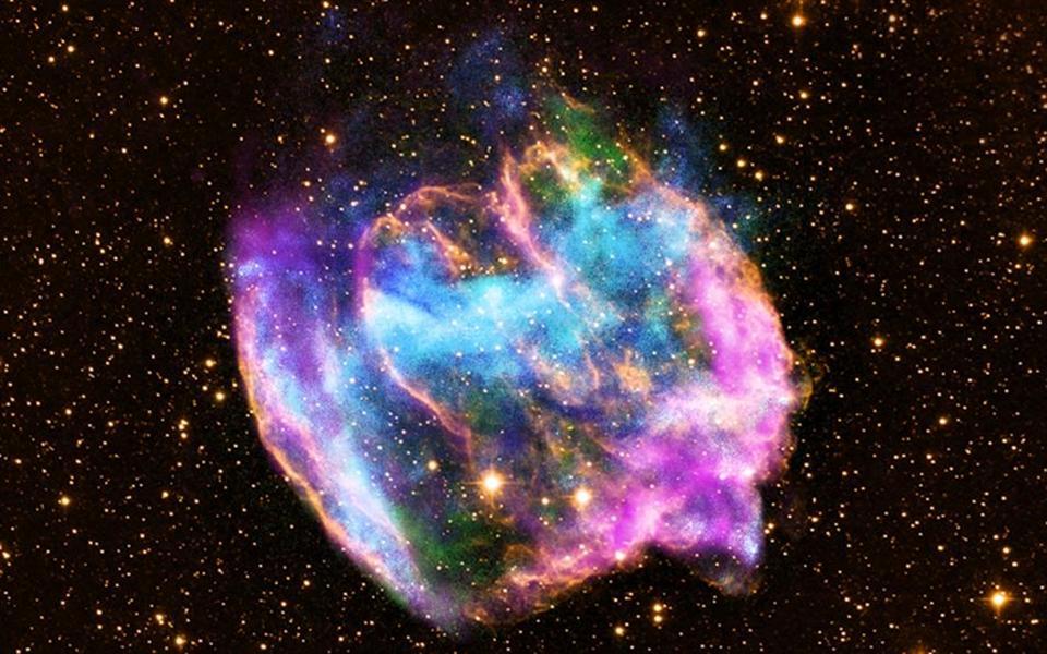 NASA pode ter descoberto o mais novo buraco negro da Via Láctea