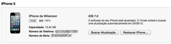 iOS 7: como fazer para colocar o novo sistema operacional no seu iPhone