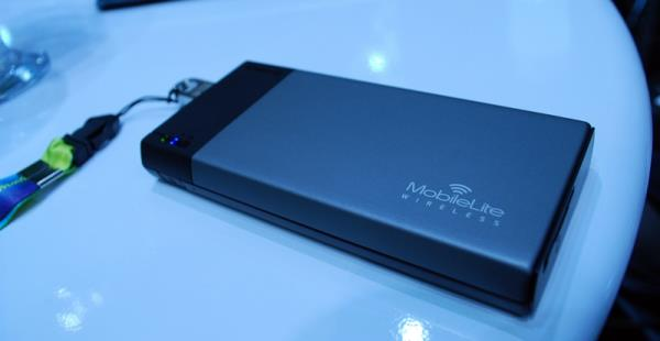 Hands-on: testamos o Kingston MobileLite Wireless