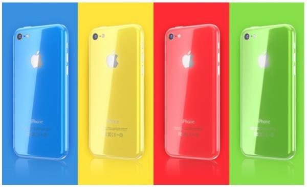 Novas imagens mostram o iPhone de baixo custo