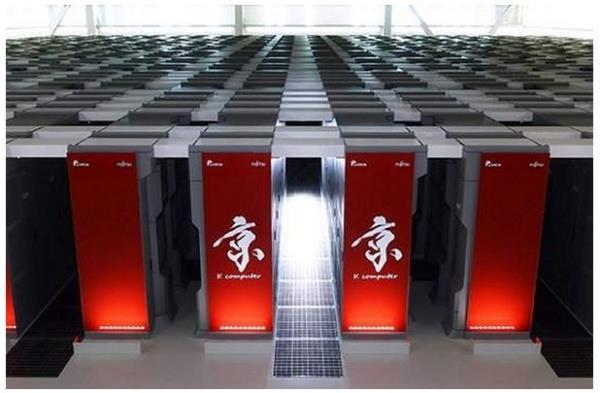 Supercomputador K conseguiu realizar 1% do trabalho de um cérebro humano
