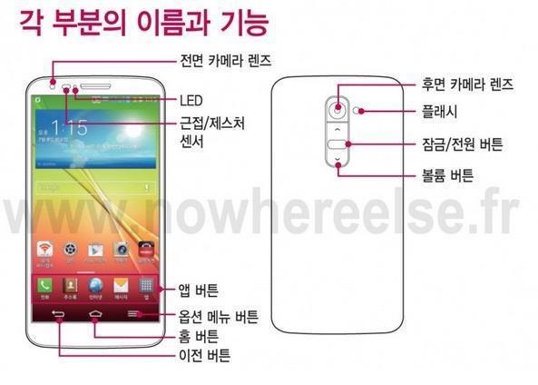 Smartphone G2 será o maior lançamento da história da LG