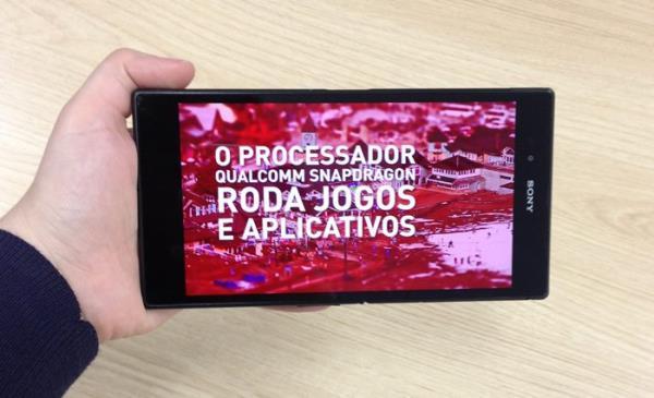 Sony anuncia Xperia Z Ultra em modelo especial para o Brasil