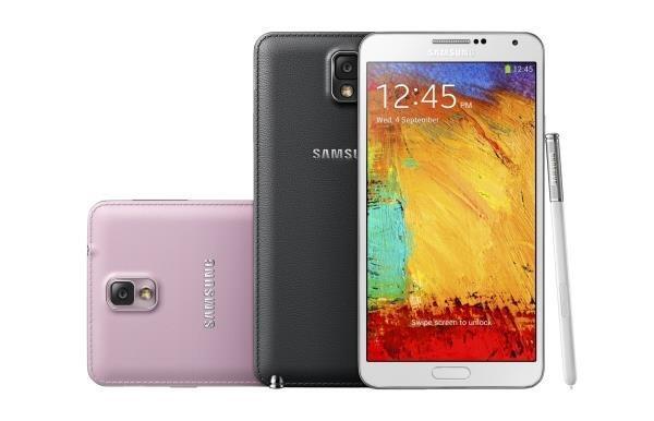 Galaxy Note 3 pode ter versão com 16 GB de armazenamento e tela melhorada