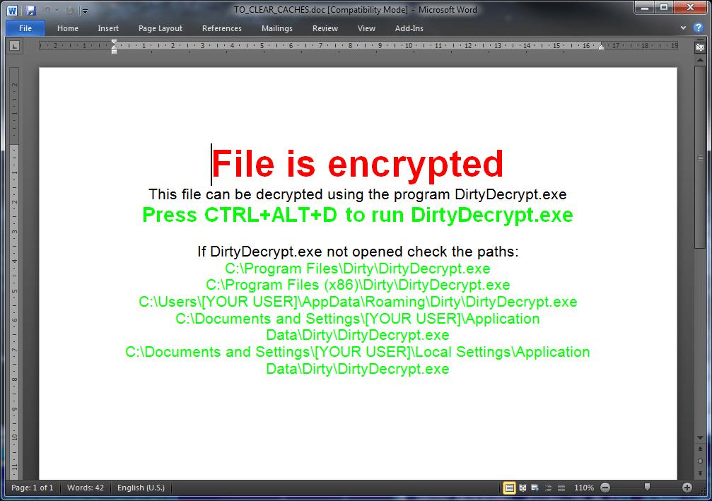 Novos malwares criptografam dados de vítimas e pedem resgate