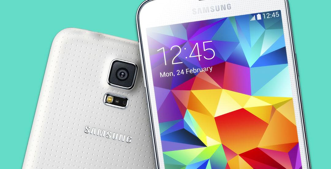 Galaxy S5 branco