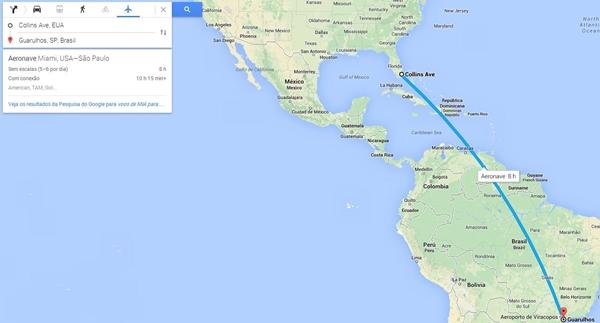 Google Maps: Como medir a distância entre dois locais