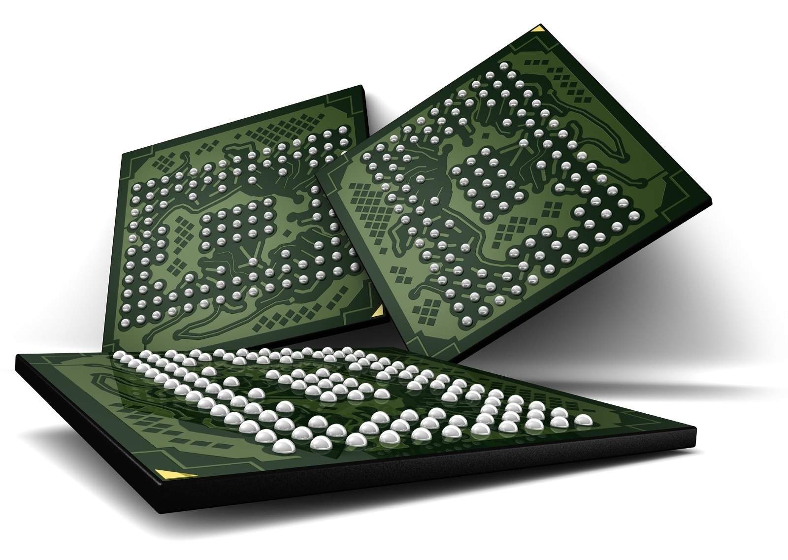 IBM mostra nova geração de memórias flash 275 vezes mais rápida que atual