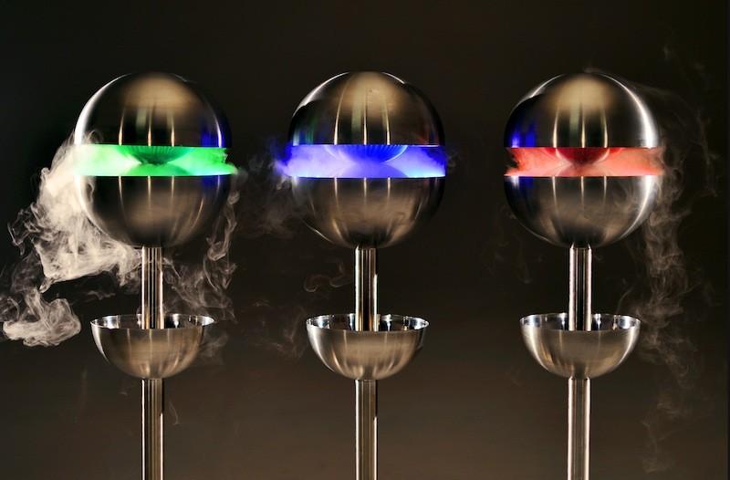 Conheça a máquina que produz 200 sabores de névoa comestível [vídeo]