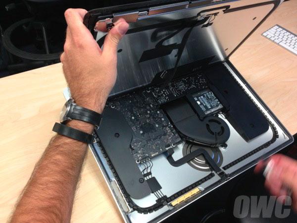 Novo iMac não permite que usuário adicione mais memória RAM