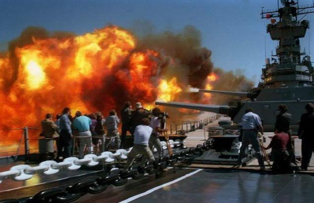 Conheça o USS Iowa: o maior navio de guerra de todos os tempos