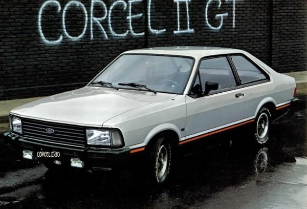 Corcel II GT