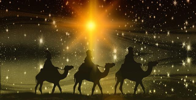 Período natalino acaba com a chegada dos Três Reis Magos a Belém