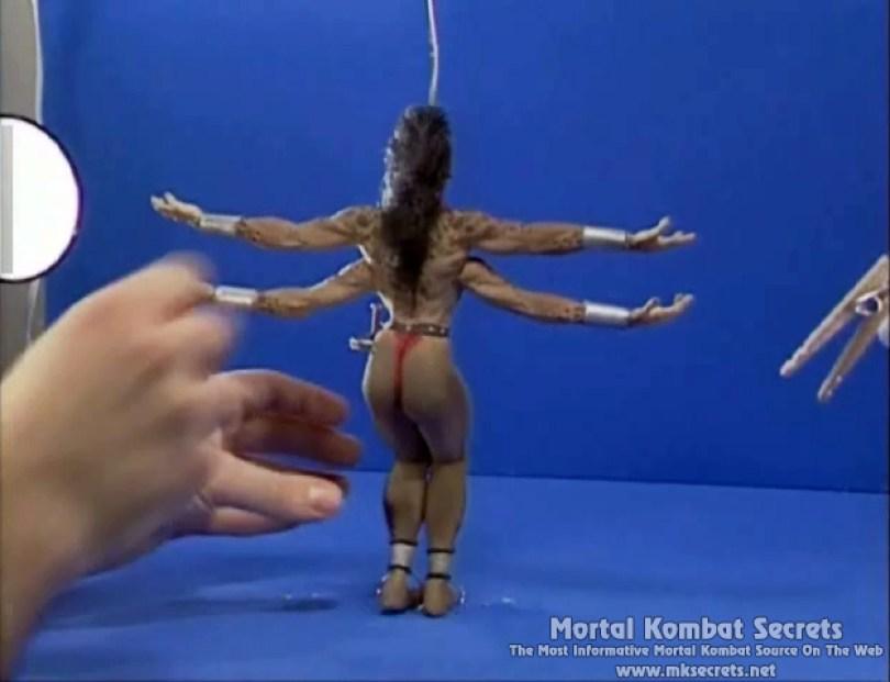 22172341455578 - Você gostaria de conhecer os personagens reais do Mortal Kombat dos games?