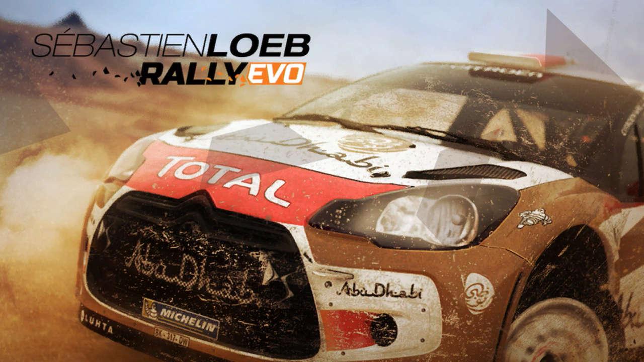 Resultado de imagem para Sebastien Loeb Rally EVO