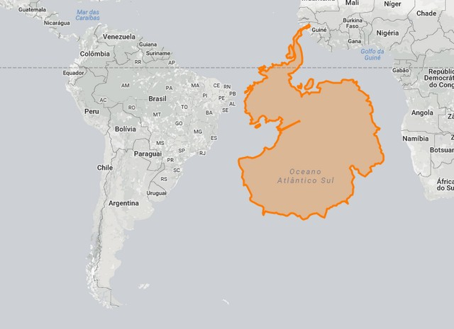 Antártida e Brasil