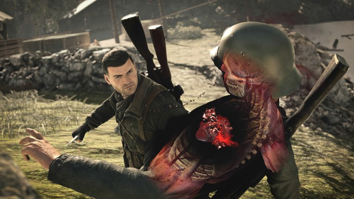 Sniper Elite 4, X-ray kill