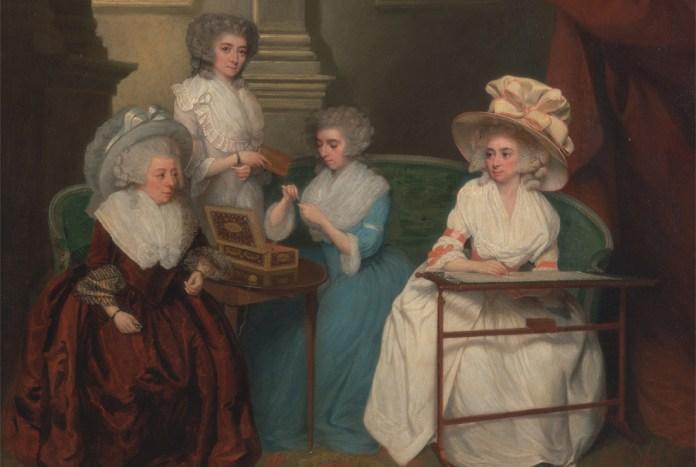 Mulheres do século 18