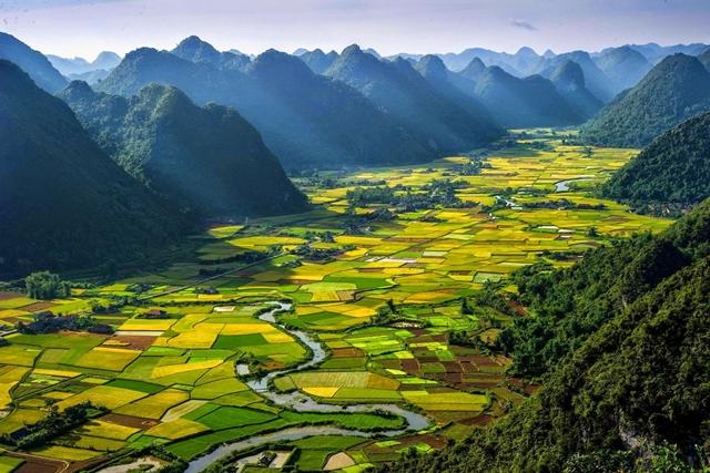 Bac Son, no Vietnã