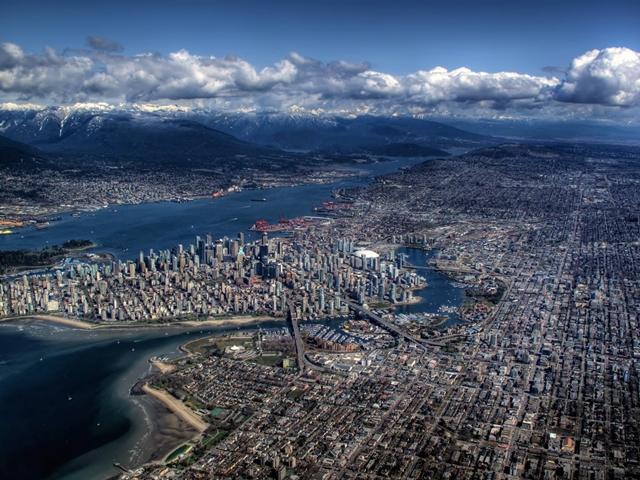Vancouver, no Canadá