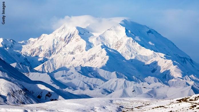 la Montaña de nieve