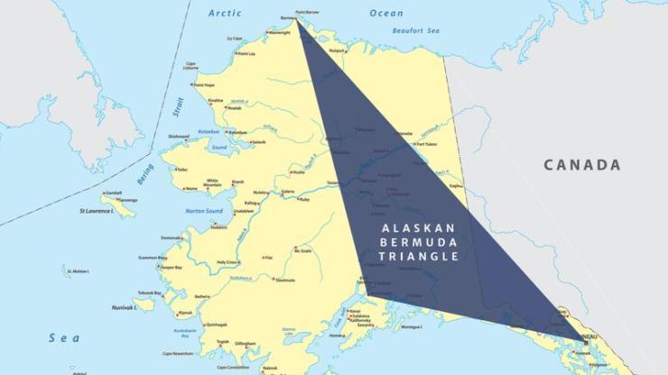 Triángulo de Alaska