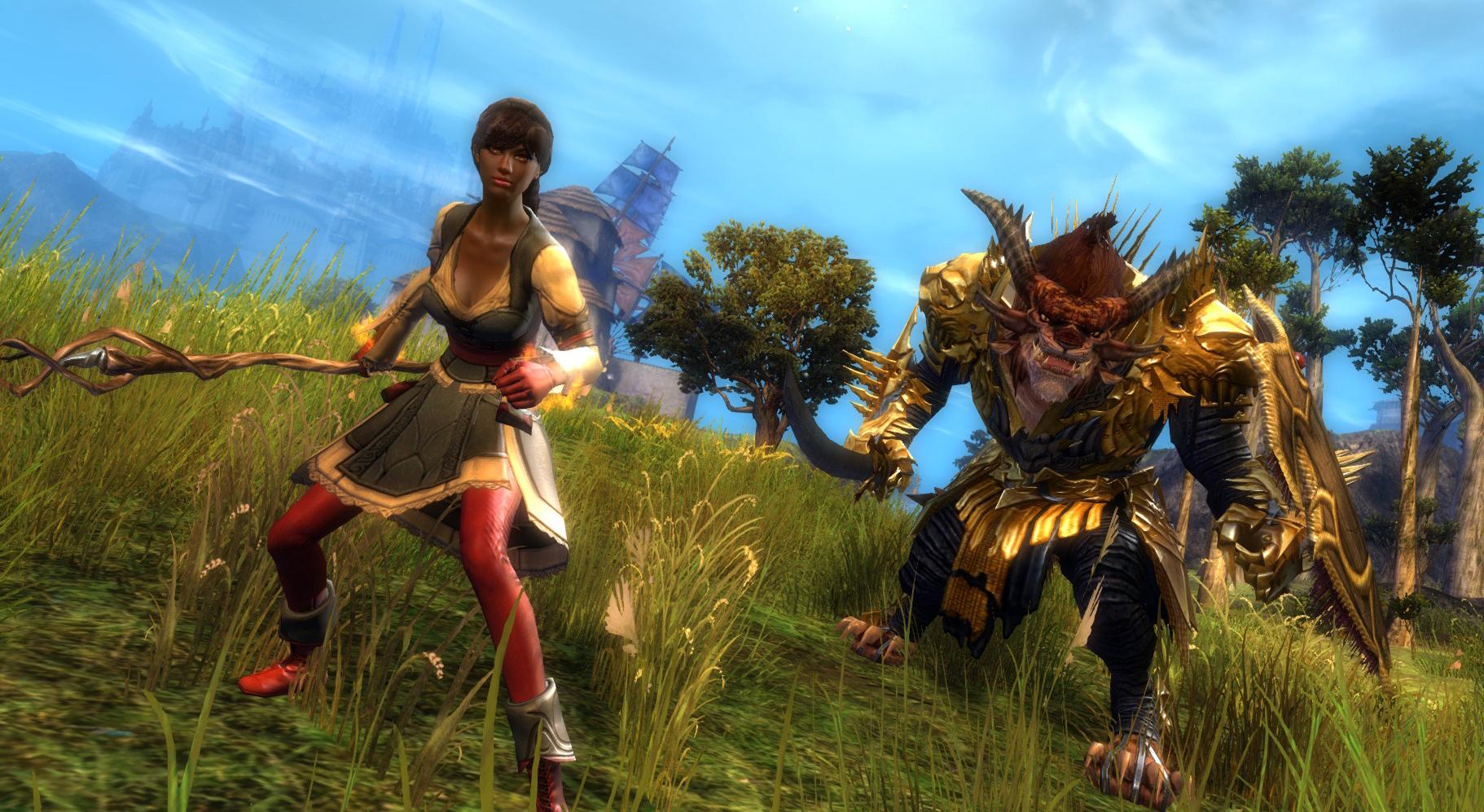 Roteirista demitida de Guild Wars 2 protesta contra a decisão da Arena Net    Voxel