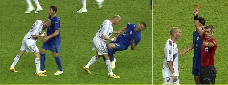 el Cabezazo de Zidane en la Copa