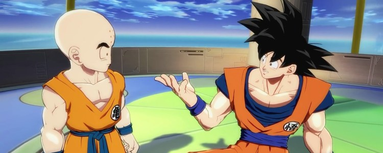 Dragon Ball FighterZ erhält die Basisversionen von Goku und Vegeta
